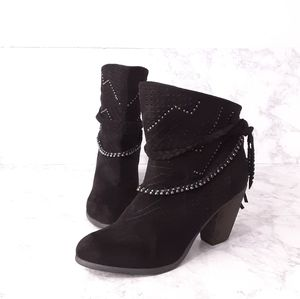 Boho Vibes Ankle Boots